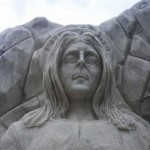 Памятник Джону Ленону